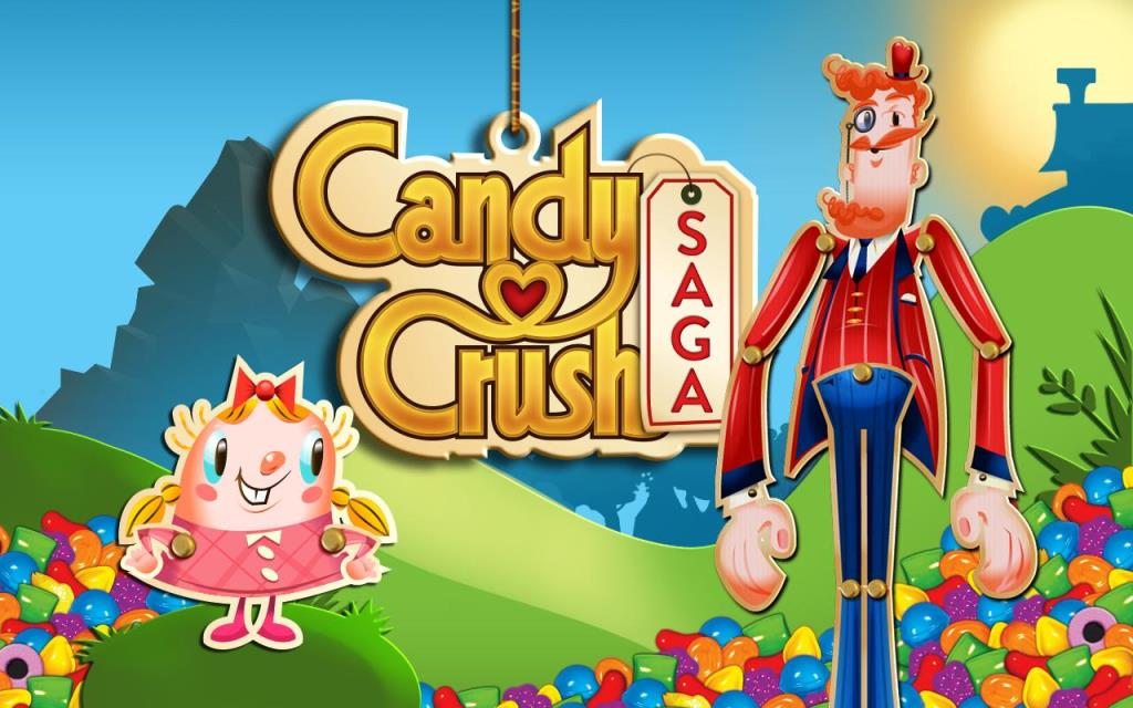 Features of Candy Crush Saga Game
